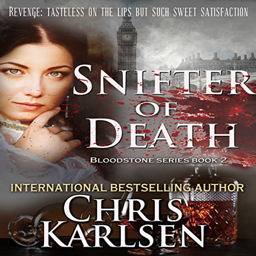 Snifter of Death audiobook cover art