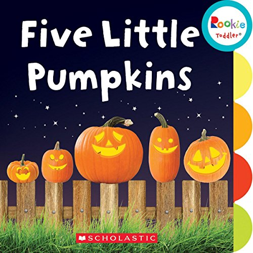 Five Little Pumpkins (Rookie Toddler)