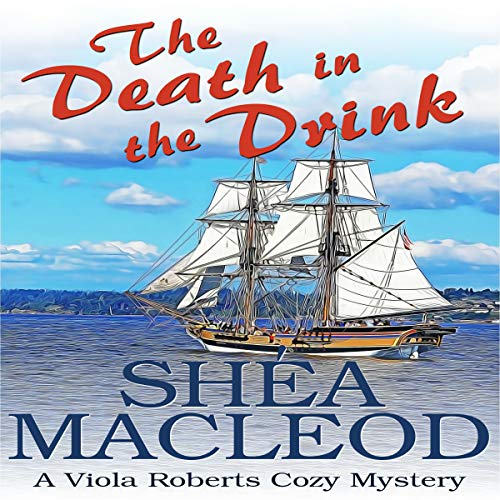 The Death in the Drink audiobook cover art
