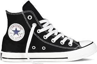 Converse Chuck Taylor All Star Classic High Top Sneakers - Black US Men 8.5 / US Women 10.5