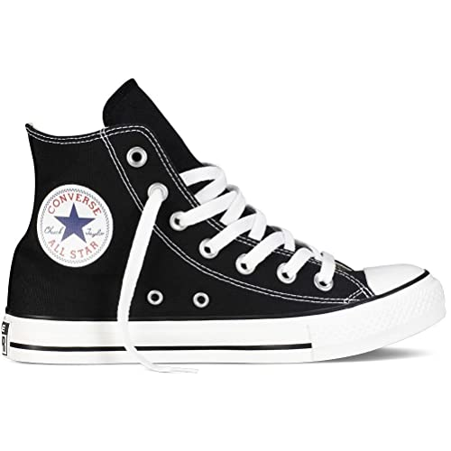 Converse Chuck Taylor All Star Classic High Top Sneakers - Black US Men 6    US df583700d