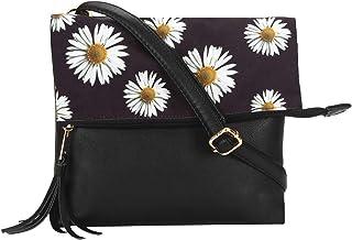 Sakwoods Canvas Sling Bag for Girls
