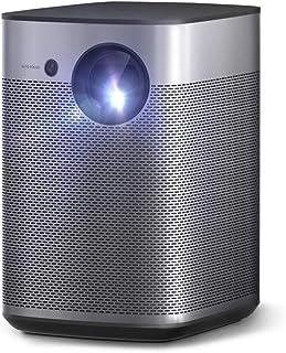 XGIMI Halo SERIES 輝度最強ポータブルプロジェクター(フルHD 1080p 800ANSIルーメン PSE認証 Android TV 9.0搭載 )モバイルプロジェクター【最大150インチ投影/オートフォーカス機能/Harma...