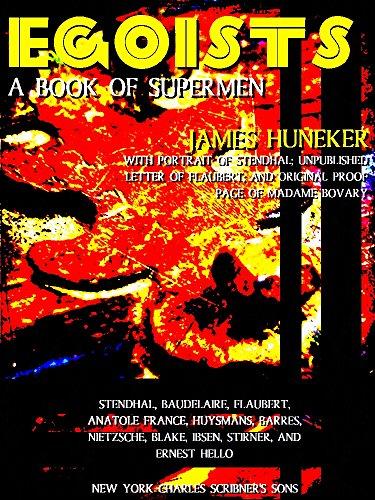 Egoists: A Book of Supermen (English Edition)