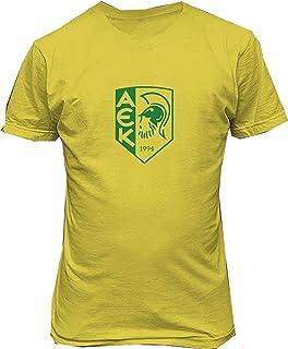 Katrina M Vaughn AEK Larnakas Larnaca Cyprus Soccer Football t Shirt