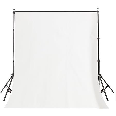 Youquan 5x7FT White Backdrop Board Photo Background Photography White Studio Cloth Flower Rattan Corridor