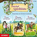 Ponyhof Apfelblüte: Folge 1-3 - Pippa Young