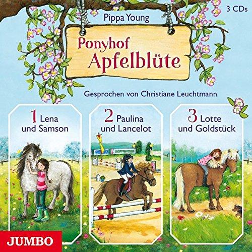 Ponyhof Apfelblüte: Folge 1-3