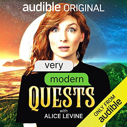 Very Modern Quests cover art