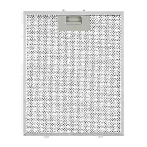 Klarstein Aluminium-Fettfilter 22x29 cm Austauschfilter Ersatzfilter