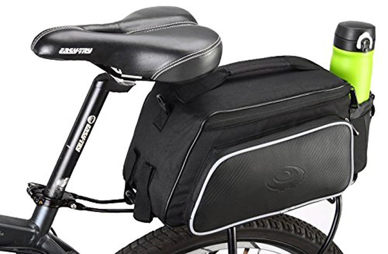 消える品かけがえのないCOTEetCI Waterproof Bike Bag Bicycle Saddle Bag Cycling Mountain Back Seat Rear Rack Trunk Bags Single Shoulder Bag