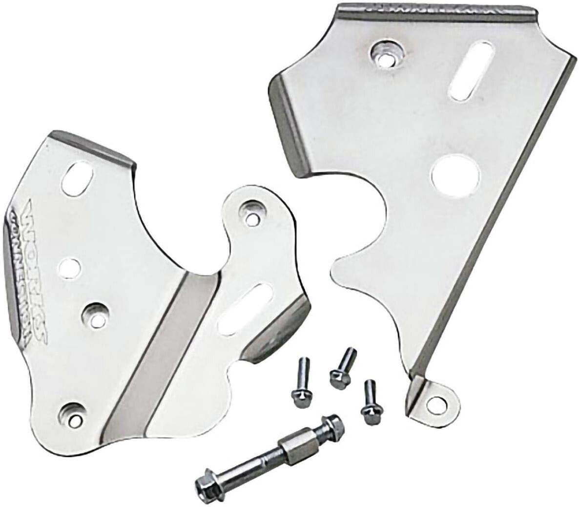 Works Discount mail order Connection Aluminum Frame New product!! Guards 97 Honda for CR250