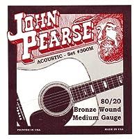 JohnPearse(ジョンピアース) アコースティックギター弦 300M