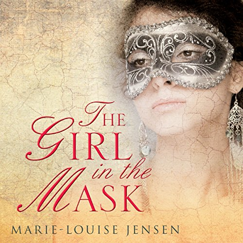 The Girl in the Mask audiobook cover art