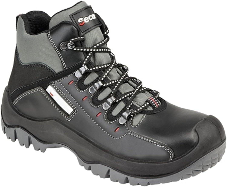 Secor Hiker Padded Collar with Steel Toecap & Midsole S3 En 20345
