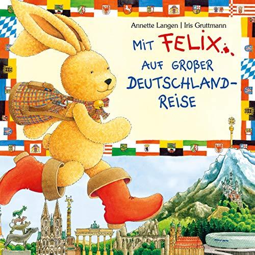 Mit Felix auf großer Deutschlandreise Titelbild