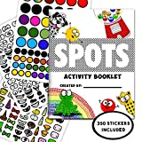 Spots Sticker Activity Book