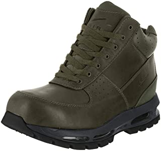 Nike Mens Air Max Goadome Boot, Olive Canvas/Anthracite, 11.5