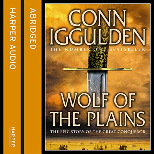 Wolf of the Plains audiobook cover art