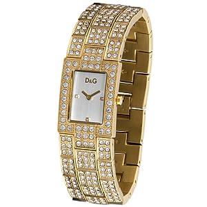 D&G DW0007 – Reloj de Señora Movimiento de Cuarzo con Brazalete
