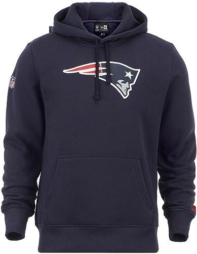 New Era Sweat à Capuche - NFL New England Patriots Navy