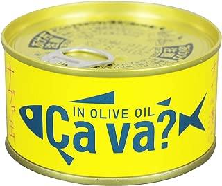 岩手県産 サヴァ缶 国産サバのオリーブオイル漬け 170g ×12セット