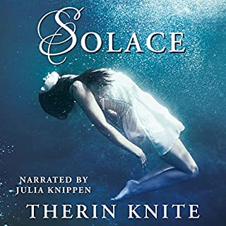 Solace audiobook cover art
