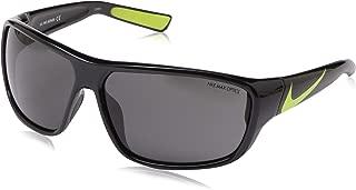 Mens Mercurial 8.0 Max Optics Rectangular Sport Sunglasses