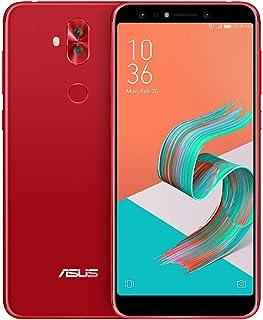 Zenfone 5 Selfie Pro, ASUS, ZC600KL-5C127BR, 128 GB, 6'', Red