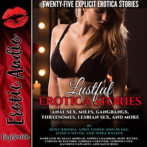 Lustful Erotica Stories: Anal Sex, MILFs, Gangbangs, Threesomes, Lesbian Sex, and More Titelbild
