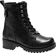 Best lace up motorcycle boots Reviews