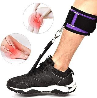Ortesis para el pie Ortesis de caída del pie para la articulación del tobillo Fascitis plantar Aliviar el dolor Compresión...