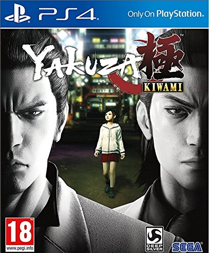 Yakuza Kiwami Ps4- Playstation 4