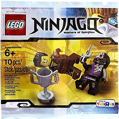 LEGO NINJAGO 5002144 Dareth vs. Nindroid Exklusivset