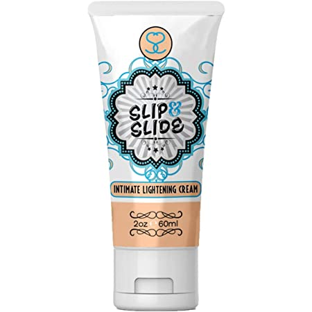Premium Skin Lightening Cream - Whitening Cream for Intimate Parts - Works for Dark Spots - Intimate Whitening Cream - Hydroquinone Free - Skin Bleaching Cream for Black Skin or any Color Skin