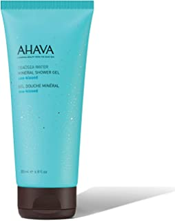 AHAVA 200 ml Mineral Shower Gel Sea-kissed, 6.8 Fl Oz