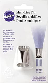 Wilton 418-9618 Multi-Line Icing Tip