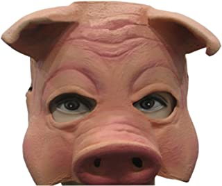 Pig Mask of High Quality, Funny Terrific Halloween& Party Mask