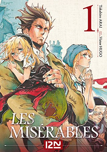Les Misérables - tome 01 (Misérables (les) - Kurokawa t. 1)