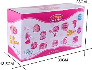 Sharplace 12 enheter köksblixtutrustning set leksaker för barn rollspel
