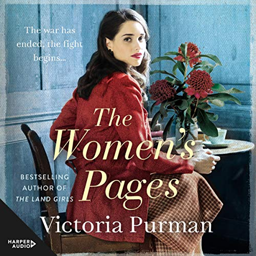 The Women's Pages cover art