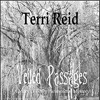 Veiled Passages audiobook cover art