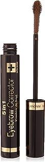 Eveline Cosmetics Eyebrow Corrector 5 in 1 , Light Brown , 9 ml