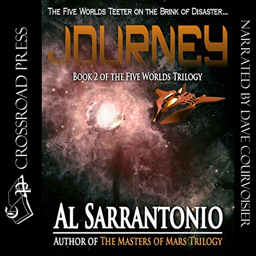 Journey audiobook cover art