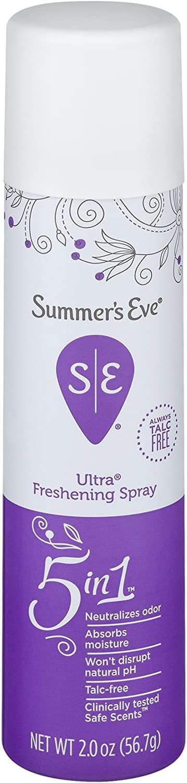 Ranking TOP15 Summer's Eve Freshening Max 90% OFF Spray Ultra Balanced Dermatologist pH