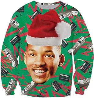 fresh prince christmas sweater