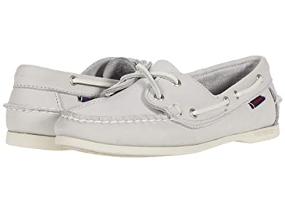 Sebago Jacqueline Nubuck (Light Grey) Women