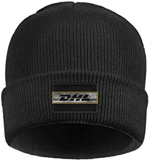 Womens Men's Beanie Hat DHL-Express-International-Vintage-Old- Slouchy Watch Caps