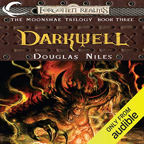 Darkwell audiobook cover art