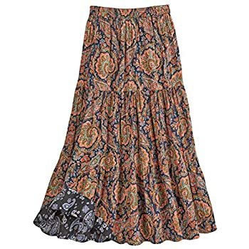 Best broomstick skirt plus size Reviews